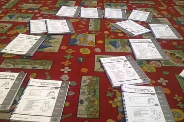 Pracovní sešit pro každé dítě - Čteme s porozuměním každý den (J. Kopecká)